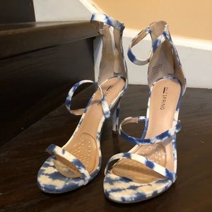 Women's Size 7 Heels from Spring